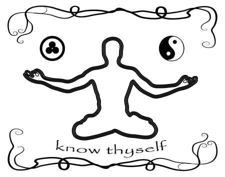 position d amour: yoga