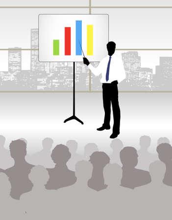 presentation Stock Vector - 16102985
