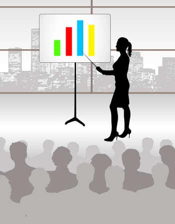 presentation Stock Vector - 16102987