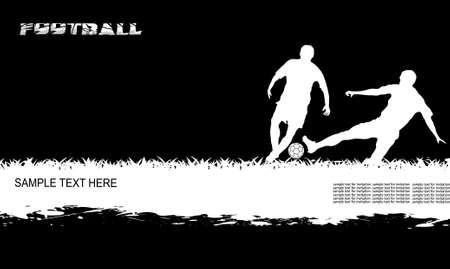 kicking ball: team game
