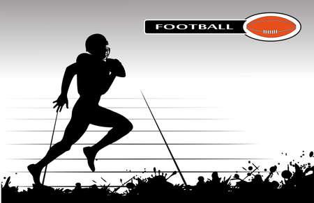 helmet football team: sports background