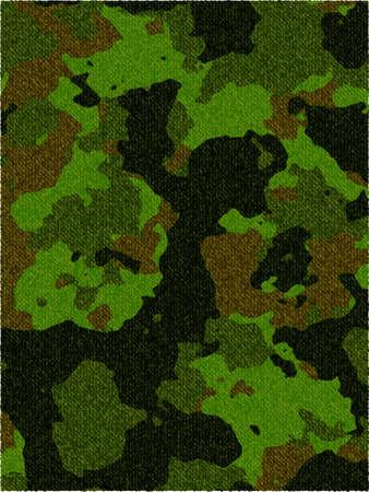 camoflage: background of camouflage fabric
