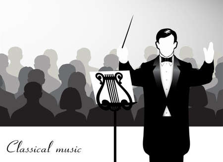 Managing orchestra conductor