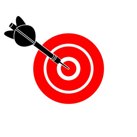 darts dart in a target
