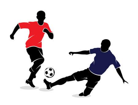 football shoe: football duel