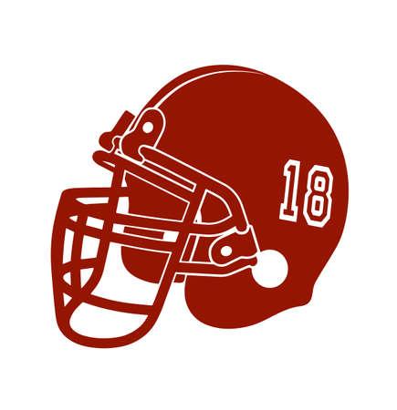 padding: football helmet