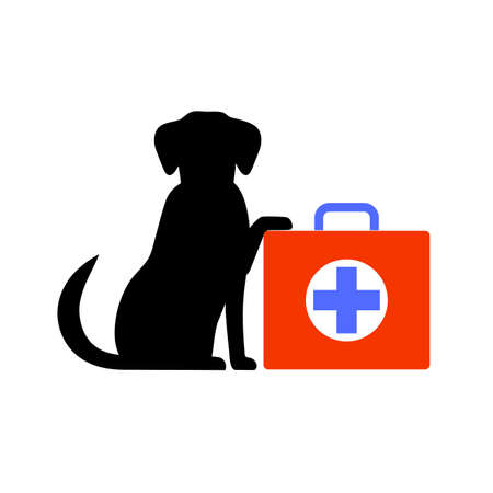 veterinary symbol: veterinary symbol for your design
