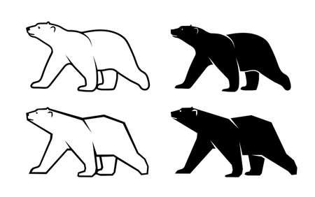 polar bear symbol of the Arctic