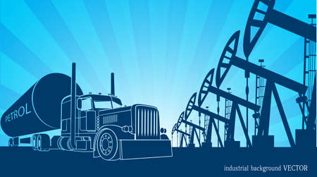 oilwell: Industrial background