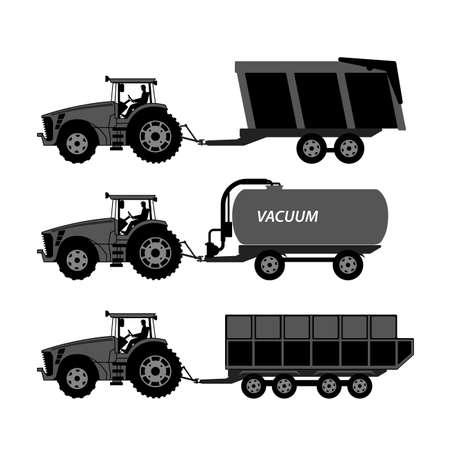 la fourniture de produits agricoles Vecteurs