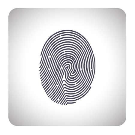 somebody: fingerprint scan
