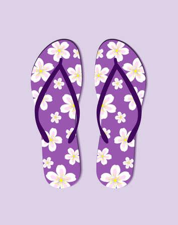 flip flop: beach slippers