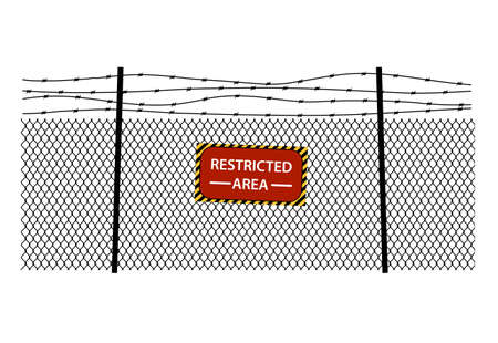 barbwire: fencing element from a barbed wire
