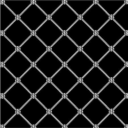 fishnet: texture a background from a rope network