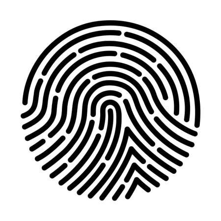 ides: fingerprint scan