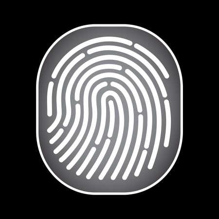 fingermark: fingerprint scan