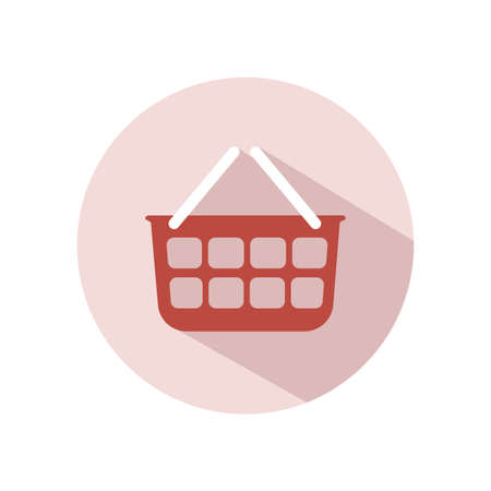 consumer goods: consumer goods basket Illustration