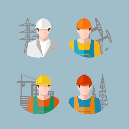 icon people Industry