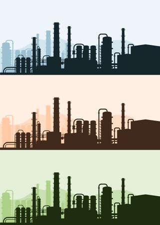 industrial background: Industrial background. manufacturing landscape.