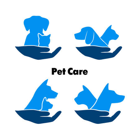 care of animals, symbol of protection of vagrant animals.