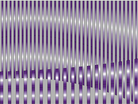 spiral striped vector background Vector