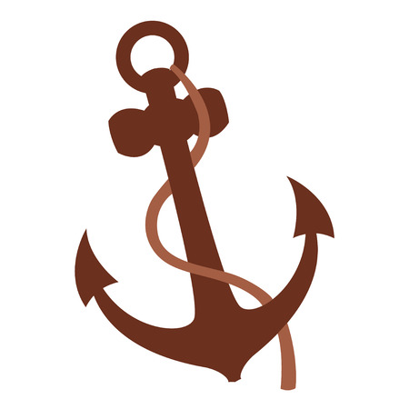 Anchor vector illustration Vector