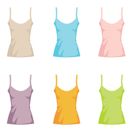 women's tank t-shirt collection