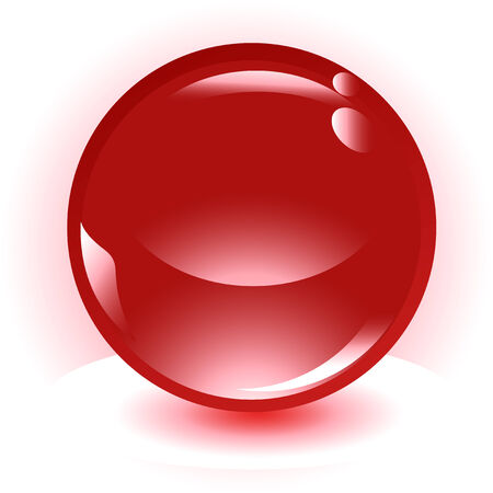 sphere vector icon Vector