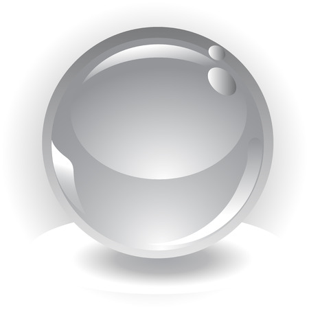 sphere vector icon