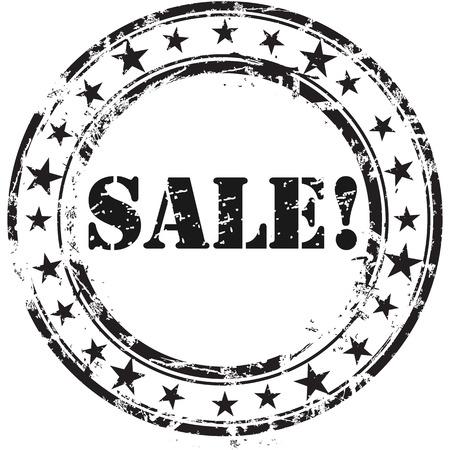 Sale stamp Vector