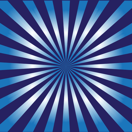sunburst: Sunburst style nightlife vector background