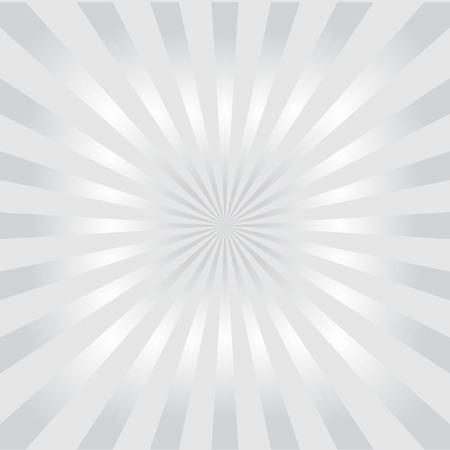 Sunburst style nightlife vector background Vector