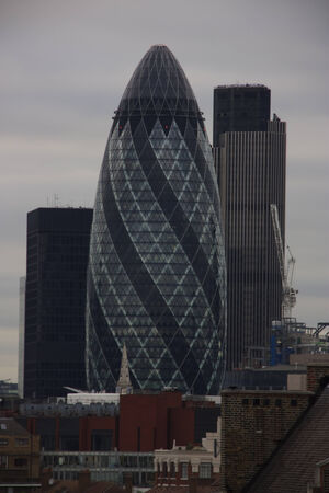gherkin: the gherkin Editorial