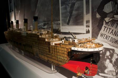 titanic: titanesque �ditoriale