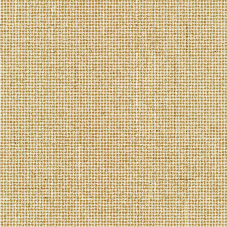 cotton: Brown rough sack texture.