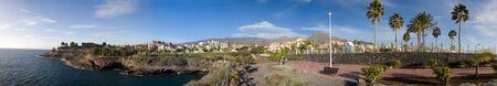 Tenerife Panorama landscape Banque d'images