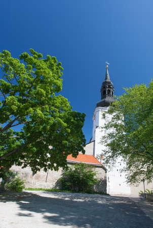 estonia: Tallinn Capital of Estonia Eesti Stock Photo