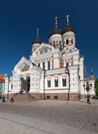 tallinn: Tallinn Capital of Estonia Eesti Stock Photo