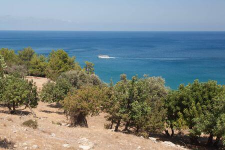 cyprus: Cyprus Island sea coast
