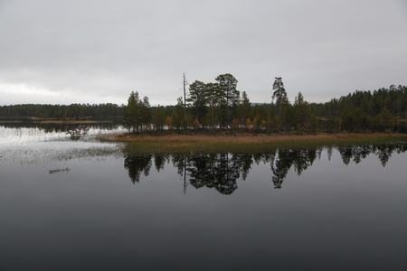 non urban scene: Norway Noth lake