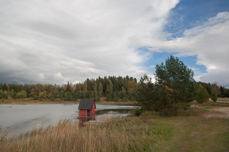 non urban: Norway Noth lake