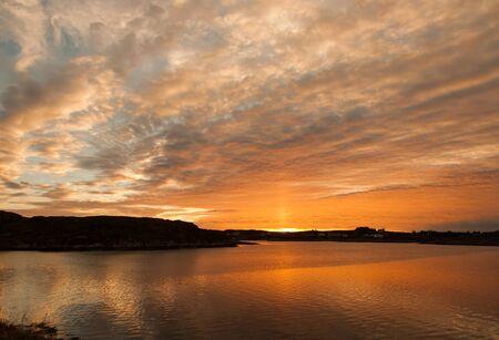 non urban: Norway Nature Scandinavian North Travel Landscapes Stock Photo