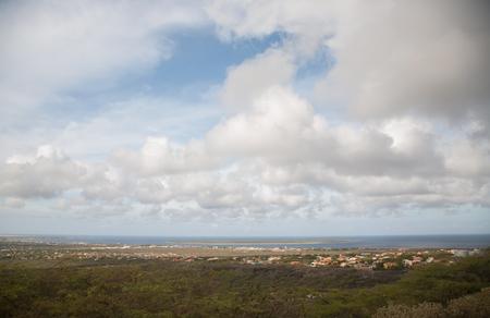 caribbean island: Bonaire caribbean island landscapes