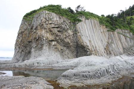 kuril: Kunashir Kurils islands Rocks Russia