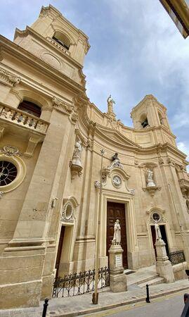Valetta city Malta Capital landscape architecture travel pictures 版權商用圖片