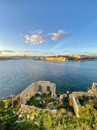 Malta country island Mediterranean Sea landscape travel pictures