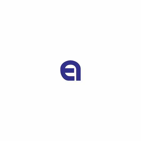 en: Letter en Logo