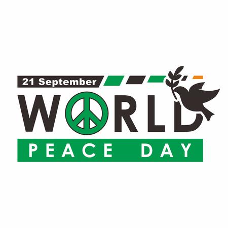 World Peace Logo Vector