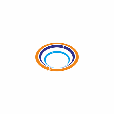 Circle Abstract Logo Vector
