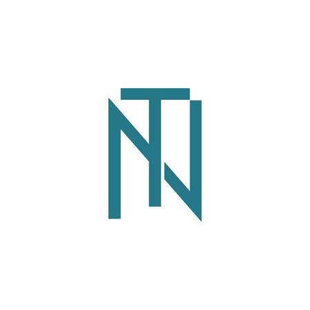NT Letter Logo